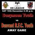 Bonymaen Youth vs. Dunvant Youth