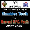 Youth Team lose to Mumbles Youth 17 - 7