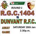 RGC1404 vs. Dunvant RFC
