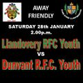 Llandovery vs. Dunvant Rugby Club