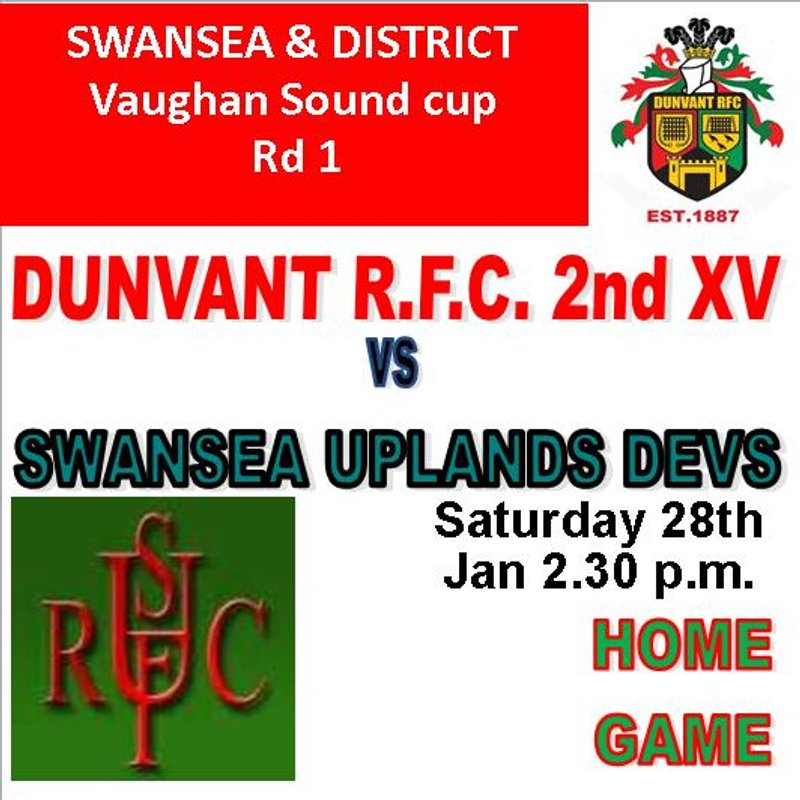 CRACKING LOCAL DERBY HOME DRAW IN THE CUP(28thJan)