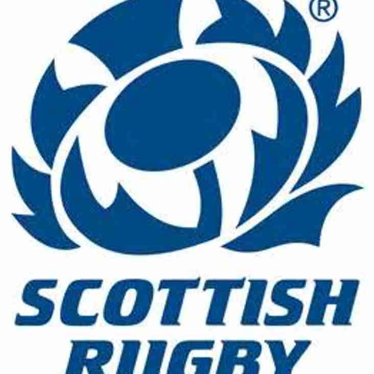 AUTUMN INTERNATIONAL: WALES v SCOTLAND FOR DODDIE WEIR CUP