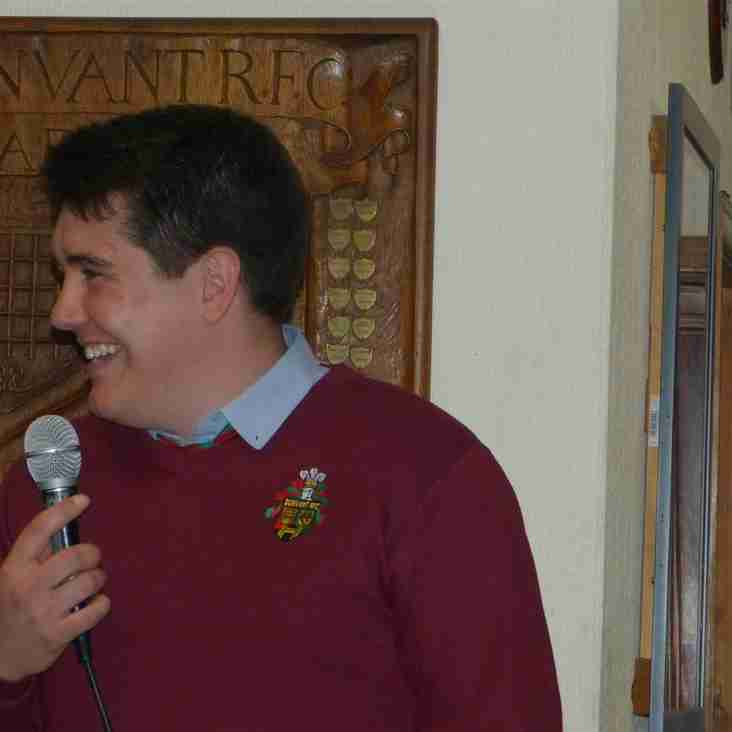 CONGRATULATIONS TO OUR NEW 1st XV CAPTAIN