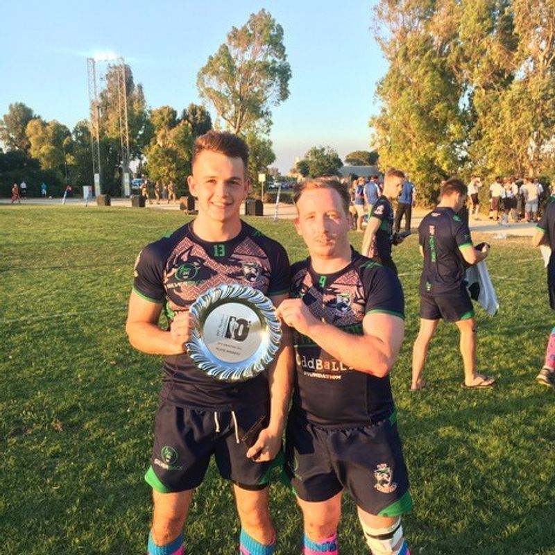 WIN IN CYPRUS FOR DUNVANT BOYS IN RAF TOURNAMENT
