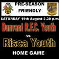 Dunvant Youth vs. Risca Youth