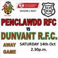 1st XV 17/18 beat Penclawdd 10 - 58