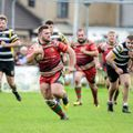 DUNVANT EDGE THE WIN IN A TIGHT CONTEST v FELINFOEL