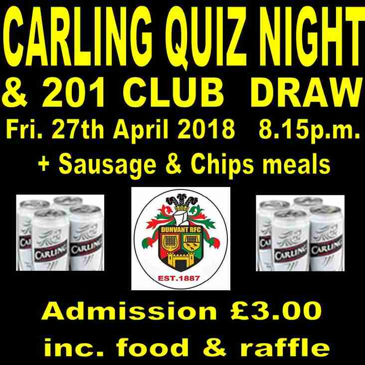 BIG WIN FOR RICHARD VAUGHAN IN OUR MARCH 201 CLUB DRAW