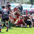 BIG FIGHTBACK BY DUNVANT AT LLANGENNECH TO TAKE 5 POINTS