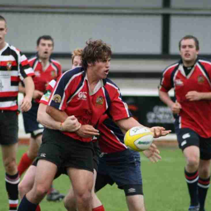 North West Intermediate Rugby Union Leagues Division 2 South