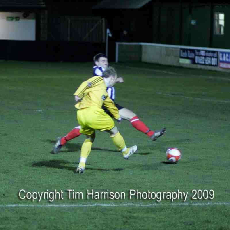 23.02.2010 Brigg Town