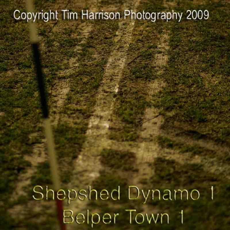 09.03.2010 Shepshed Dynamo