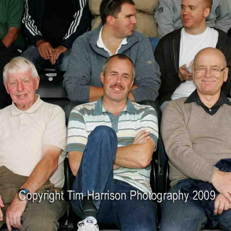 03.08.2010 Derby County XI