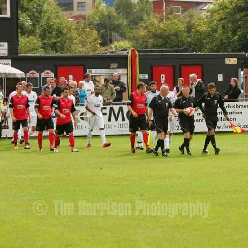 30.08.2010 Sheffield FC