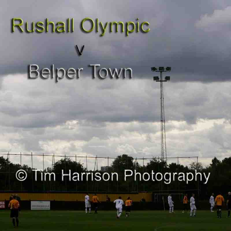 18.09.2010 Rushall Olympic
