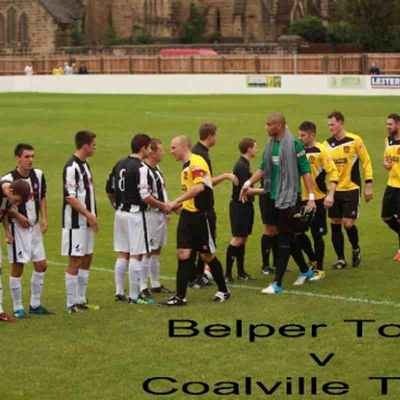 18.08.2012 Coalville Town (h) D 1-1