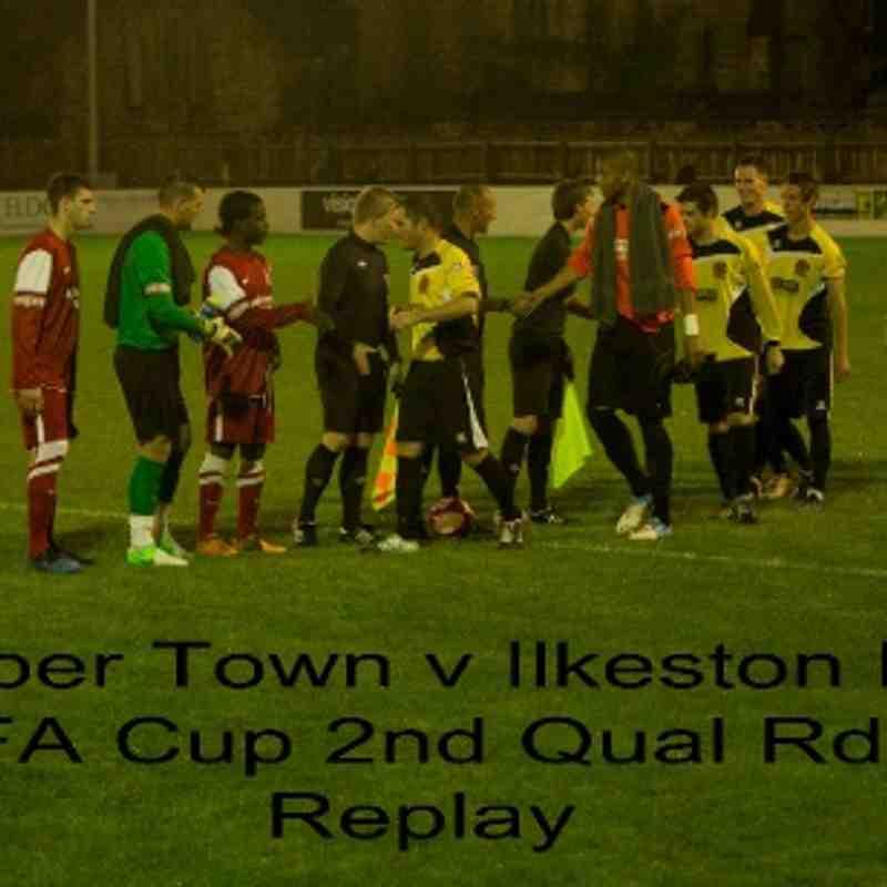25.09.2012 Ilkeston FC