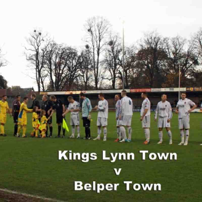 17.11.2012 Kings Lynn