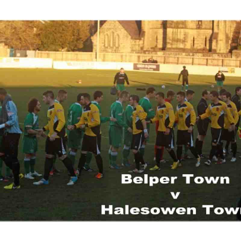 01.12.2012 Halesowen Town