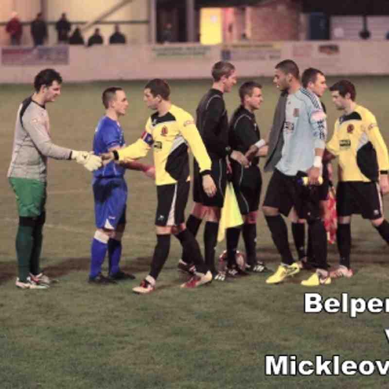 04.12.2012 Mickleover Sports
