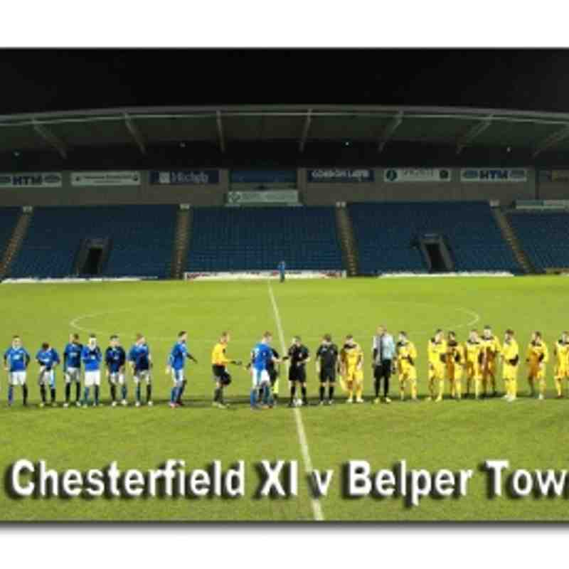 29.01.2013 Chesterfield XI