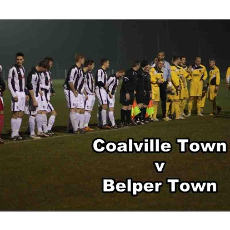 26.02.2013 Coalville Town