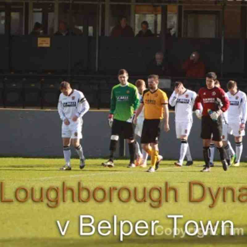 22.03.2014 Loughborough Dynamo