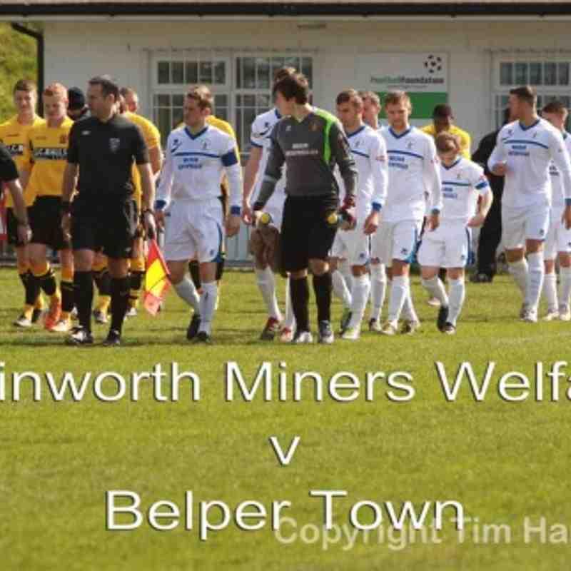 12.04.2014 Rainworth Miners Welfare