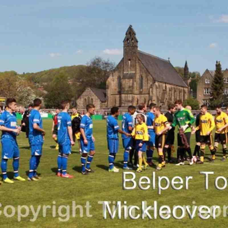 03.05.2014 Mickleover Sports