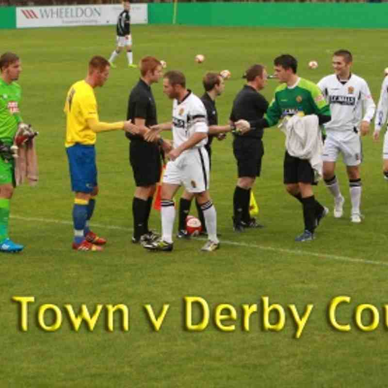 01.08.2014 Derby County XI