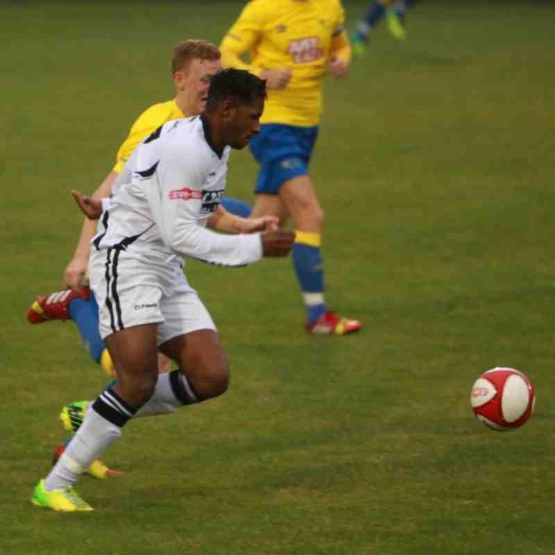 01.08.2014 Derby County XI