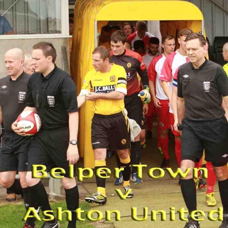 16.08.2014 Ashton United
