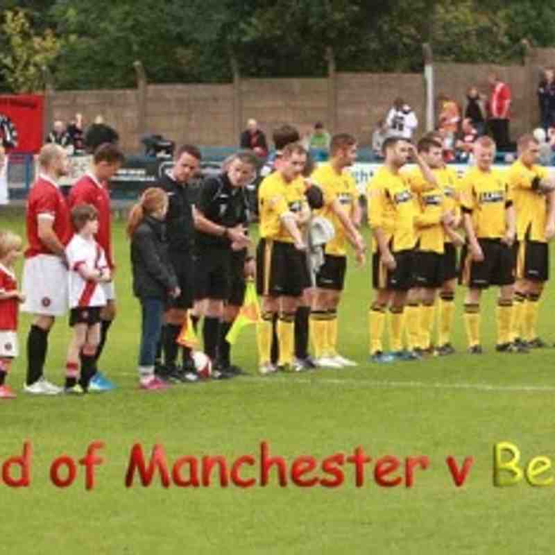 23.08.2014 FC United of Manchester