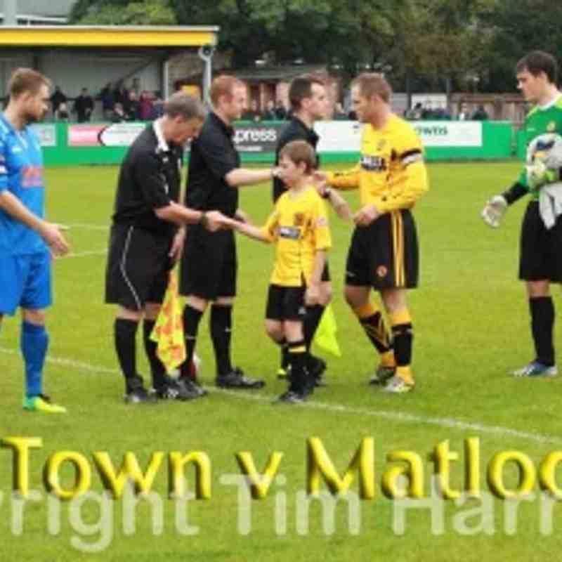 25.08.2014 Matlock Town