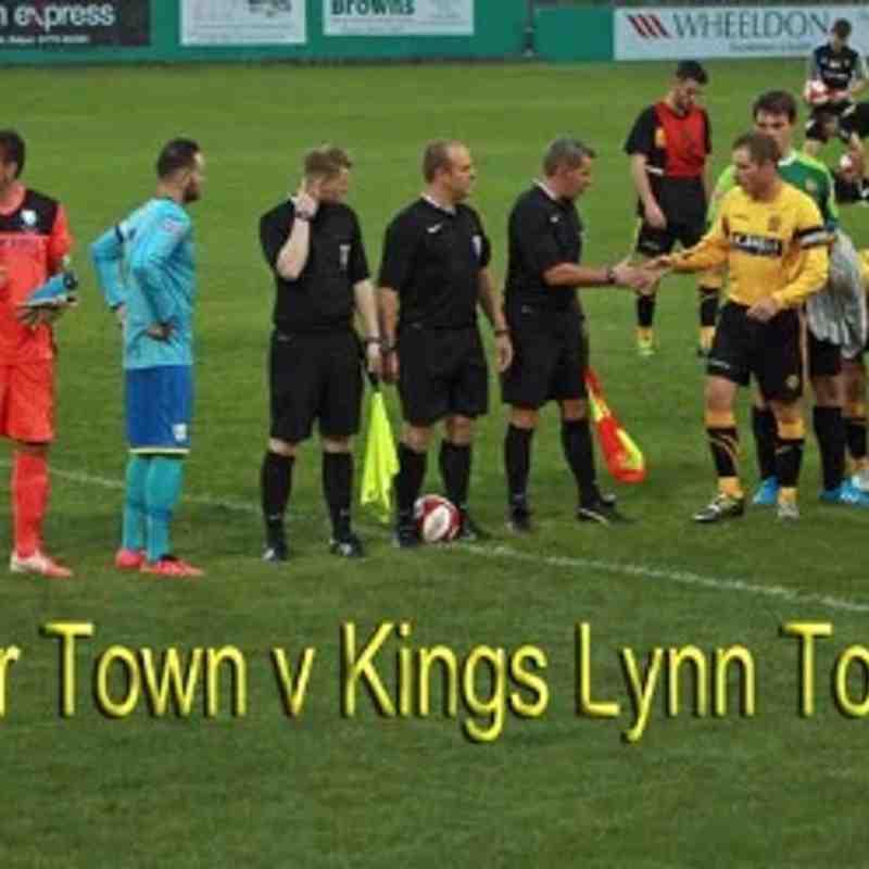 02.09.2014 Kings Lynn Town