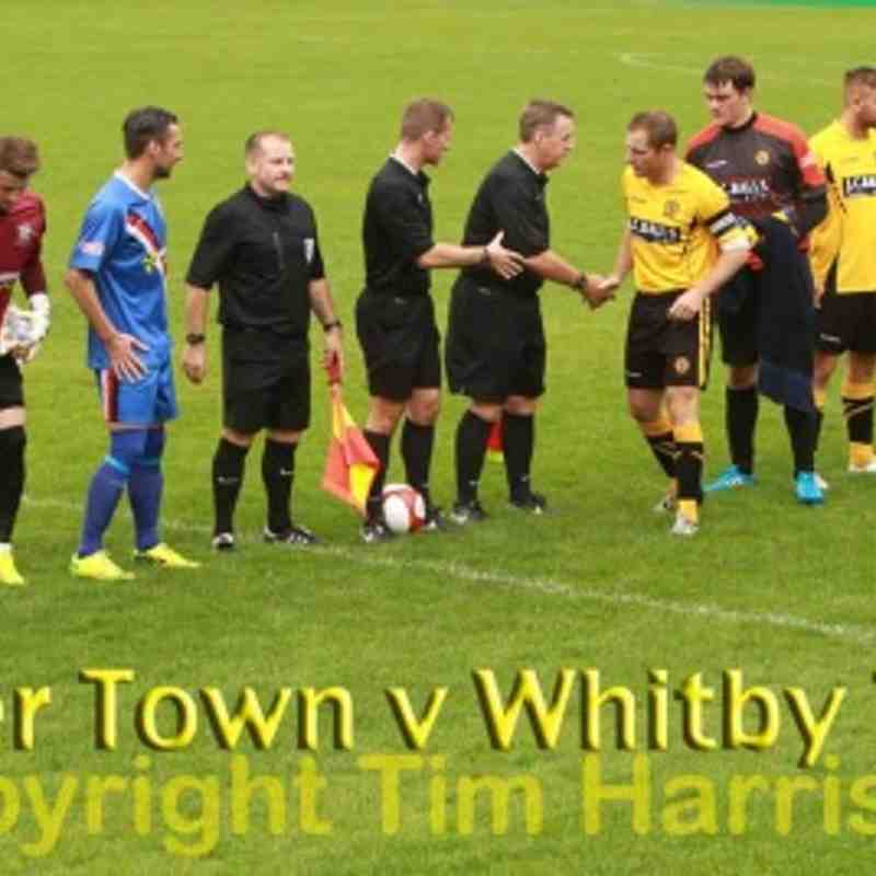06.09.2014 Whitby Town