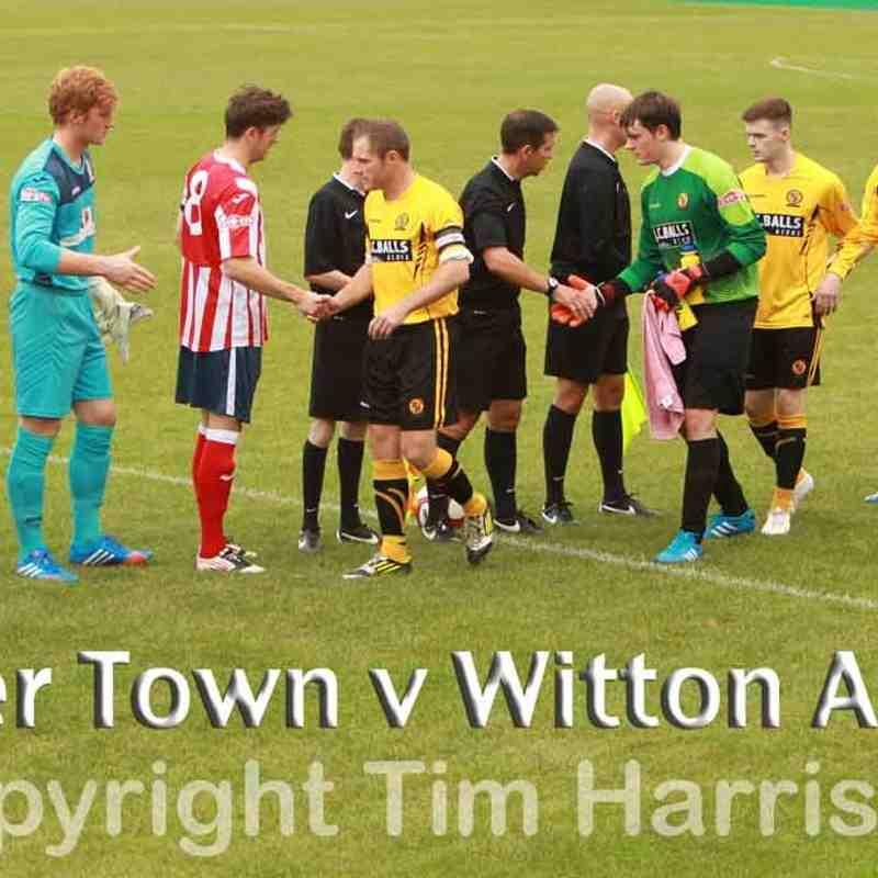 27.09.2014 Witton Albion