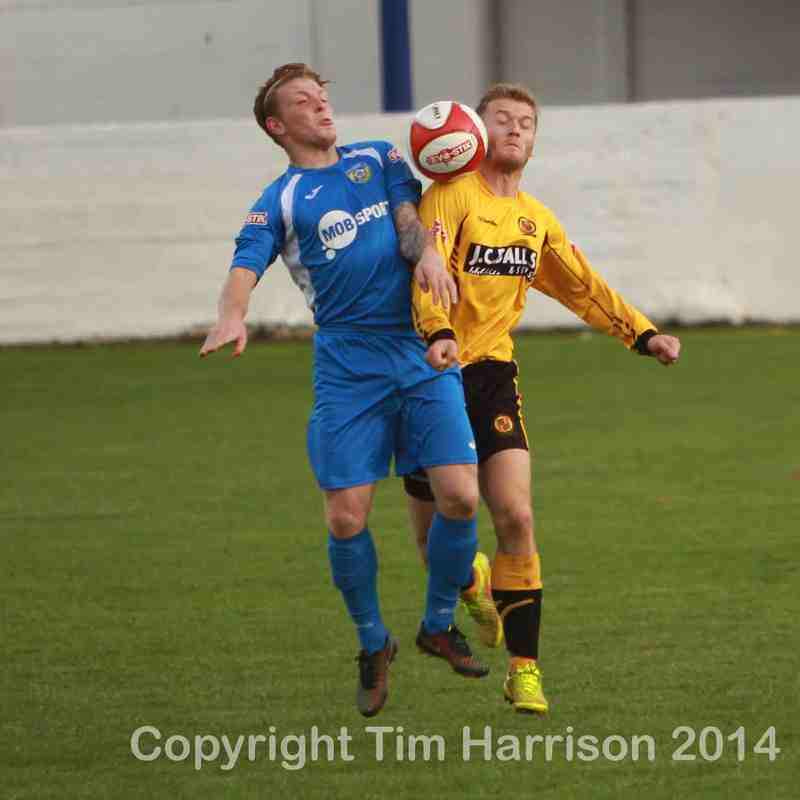 18.10.2014 Frickley Athletic