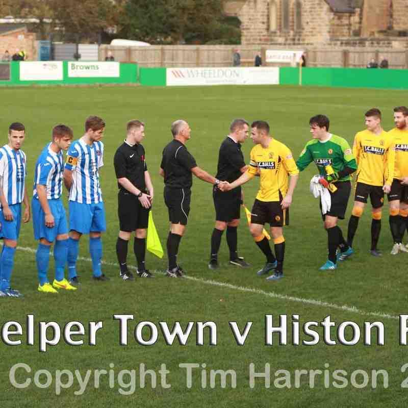 01.11.2014 Histon FC