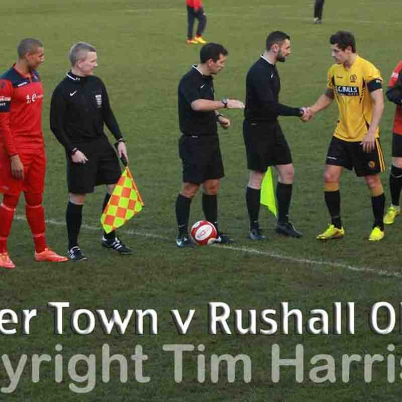 03.01.2015 Rushall Olympic