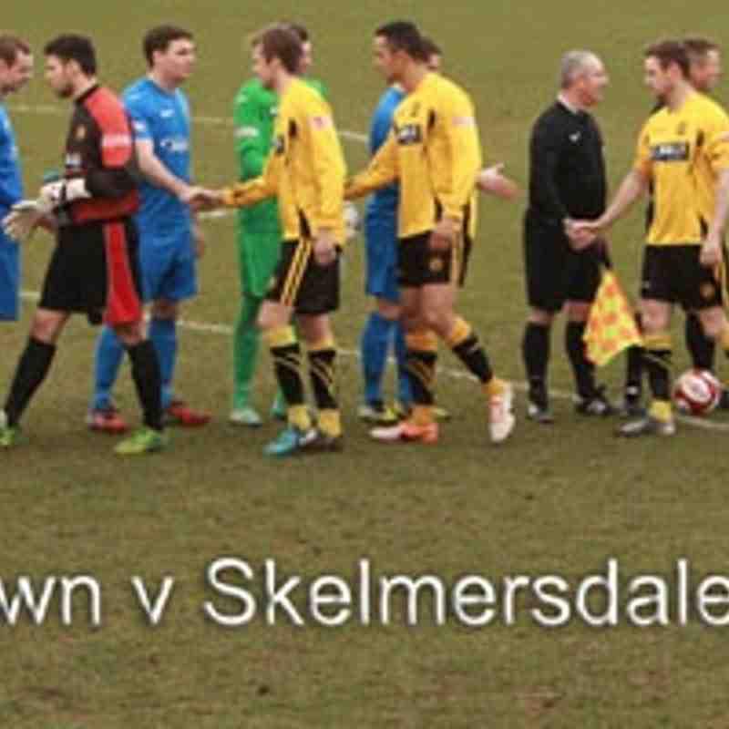 14.03.2015 Skelmersdale United
