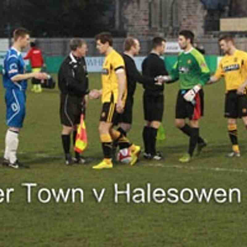 31.03.2015 Halesowen Town