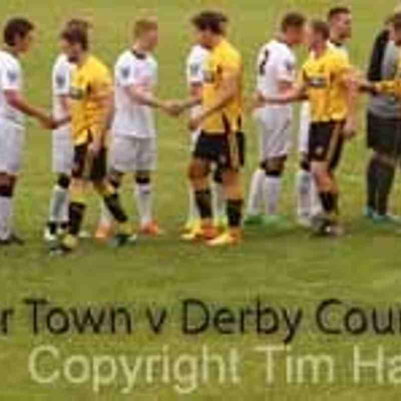 10.07.2015 Derby County XI