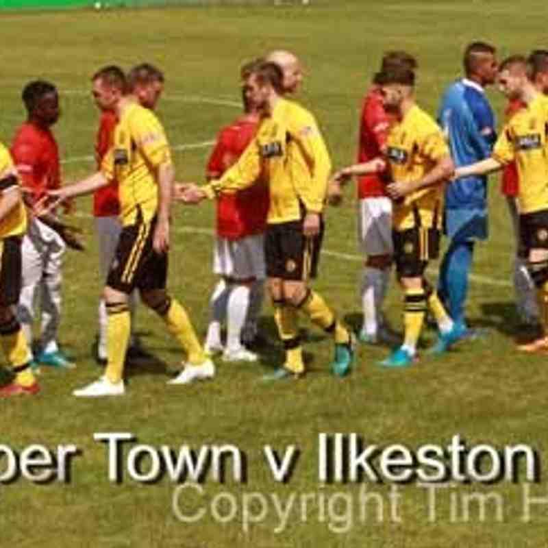 08.08.2015 Ilkeston FC