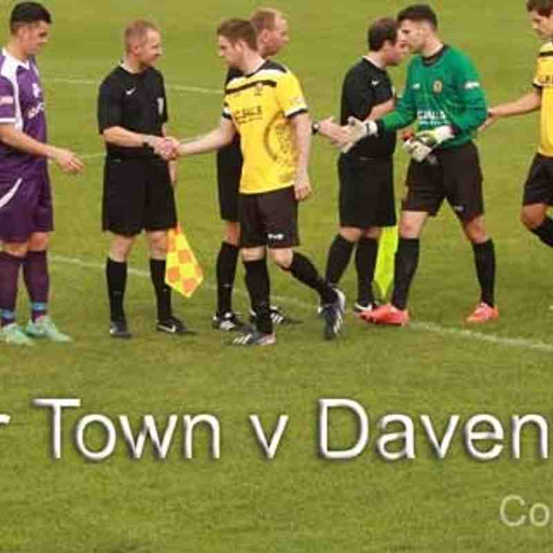 10.10.201 Daventry Town