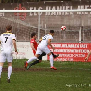 Belper round off 2015 with three points