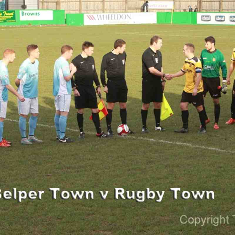 30.01.2016 Rugby Town