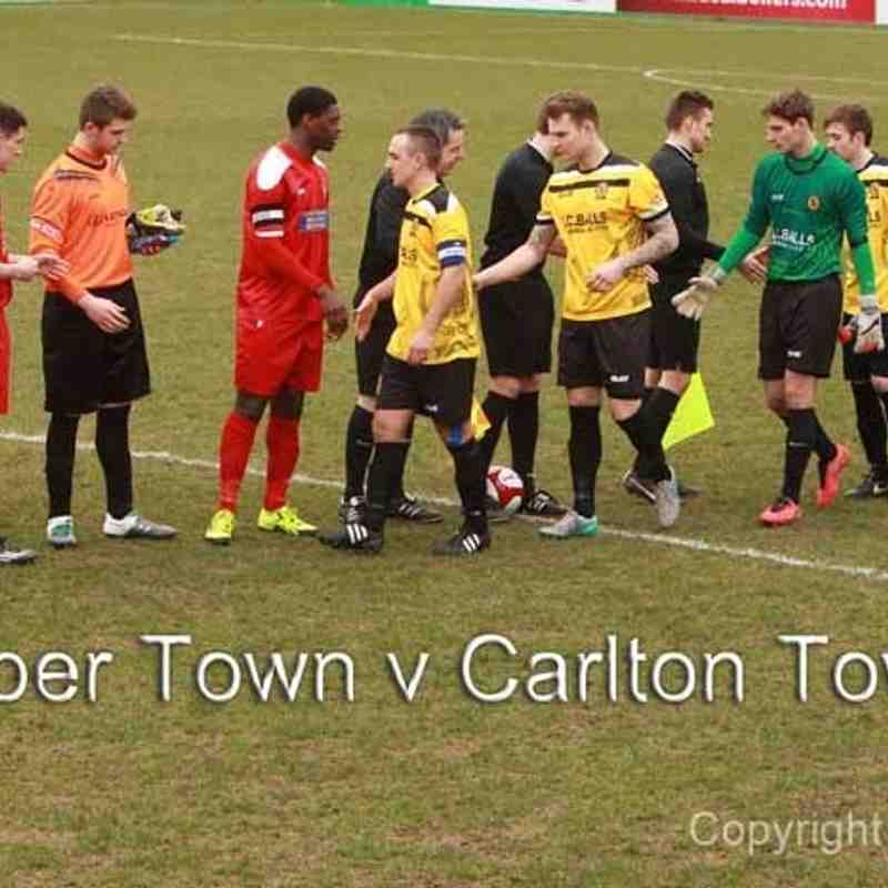 19.03.2016 Carlton Town