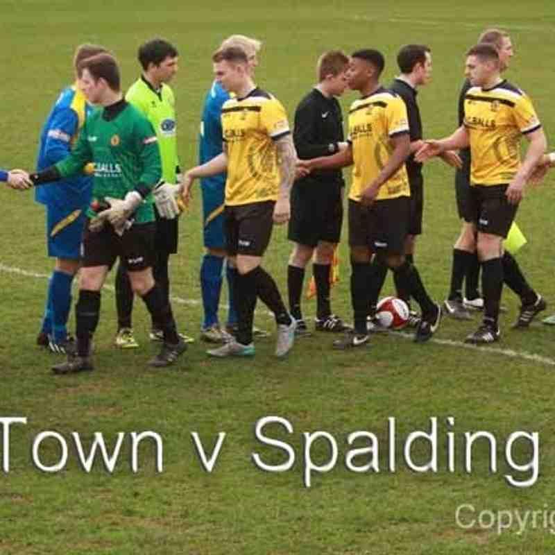 26.03.2016 Spalding United