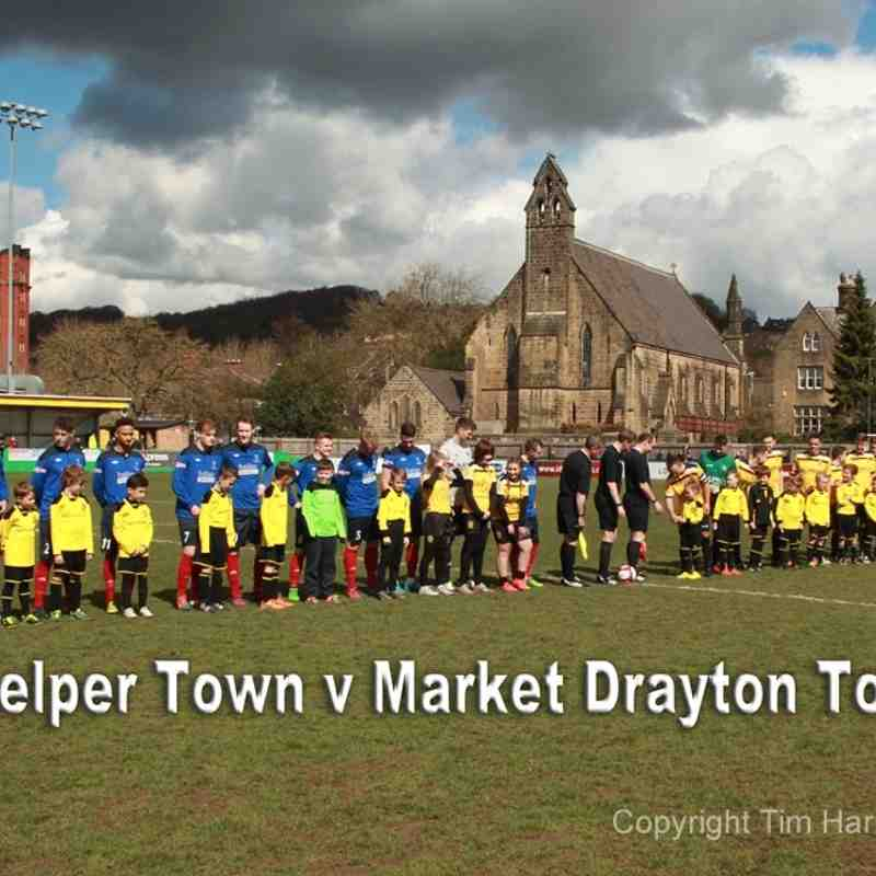 16.04.2016 Market Drayton Town